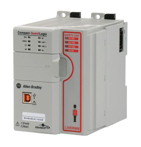 New Allen-Bradley Controller from Rockwell Automation ...