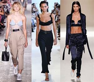 The Right Bra for Spring 2017's Biggest Trends | Glamour