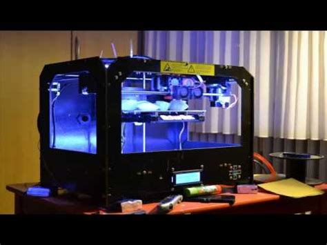 Ctc 3d Printer Short Review [hd] Youtube