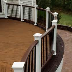 20 creative deck railing ideas for inspiration hative