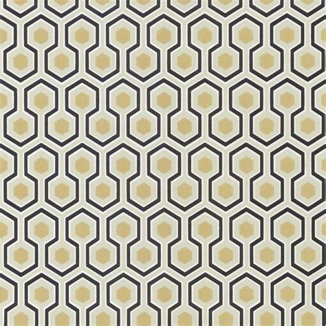 papier peint pour cuisine tendance papier peint hicks 39 hexagon cole and