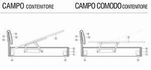Bonaldo Campo Super King Size Bed