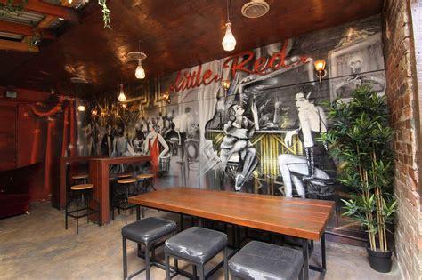 art deco speakeasy interior graffiti artist melbourne