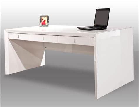 white lacquer desk ultra modern white lacquer executive desk with three