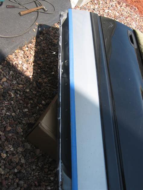 door repair rust lower dodge gen ram 2nd forums metal diesel truck