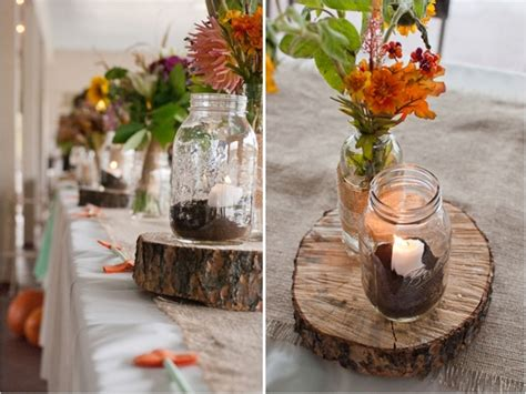 rustic wedding reception table decorations sant interior