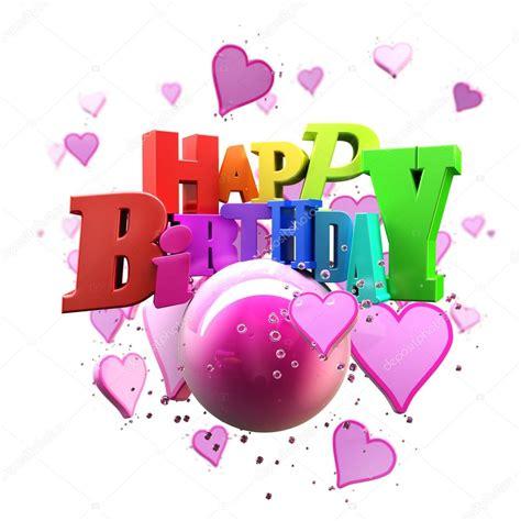 images happy birthday  hearts happy birthday hearts