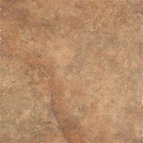 Home Depot Floor Tiles Porcelain by Marazzi Marmo Venato 16 In X 16 In Brown Ceramic Floor