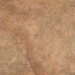 MARAZZI Marmo Venato 16 in. x 16 in. Brown Ceramic Floor ...