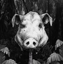 Lord of the Flies Piggy Death