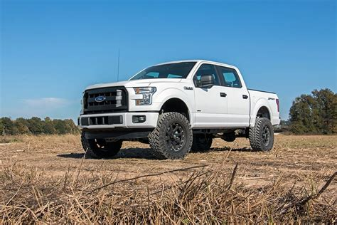 6-inch Suspension Lift Kit For 2015-2018 2wd Ford F-150