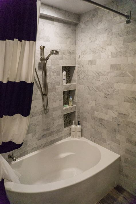 Condo on the Beach Makeover: Relocated Bathroom   Danilo