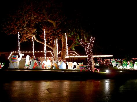 upper hastings ranch holiday light up los angeles love
