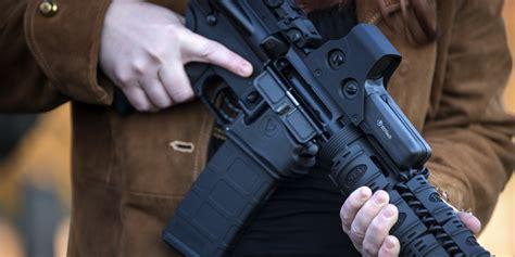 virginia gun sales set  record high