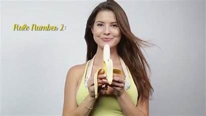 Amanda Cerny Banana Eating Rules Simple Esta