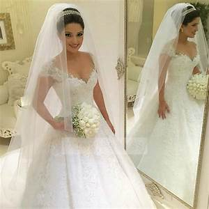 shop discount sexy ball gown princess cap sleeve v neck With sexy plus size wedding dresses