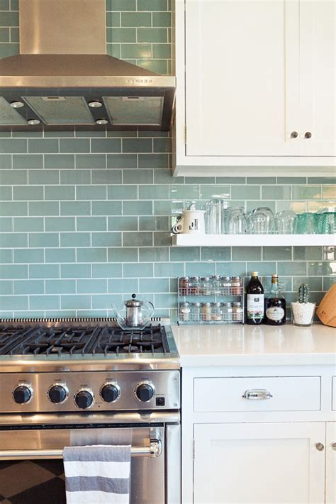 This is it. white cabinets, white counters, open shelves