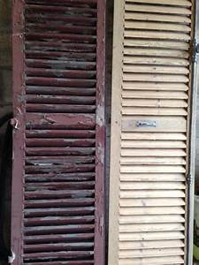 Volet Bois Leroy Merlin : volet persienne bois leroy merlin awesome cloture pvc en ~ Nature-et-papiers.com Idées de Décoration
