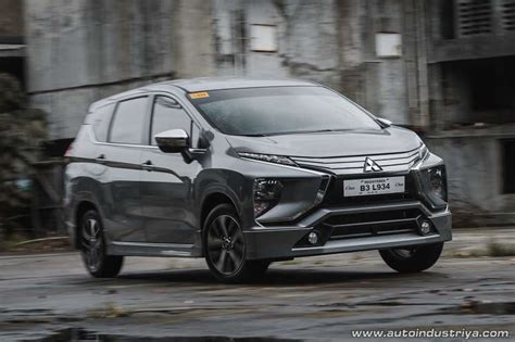 Review Mitsubishi Xpander Limited by 2018 Mitsubishi Xpander Gls Sport Car Reviews S Host Info