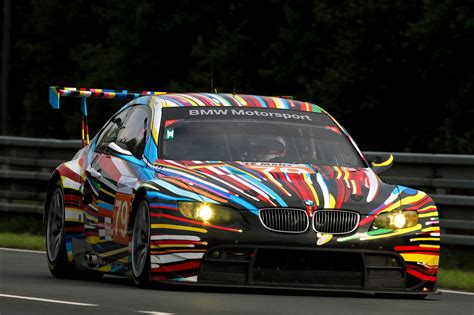 Bmw M3 Gt2 Art Car By Jeff Koons 4256x2832 Carporn