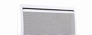 Chauffage Panneau Rayonnant : radiateur rayonnant le chauffage par panneau radiant ~ Edinachiropracticcenter.com Idées de Décoration