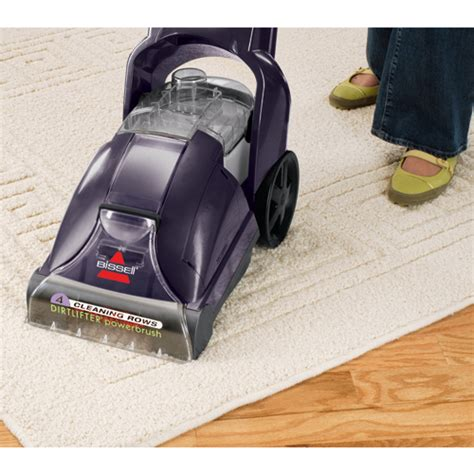 bissell big green carpet cleaner solution bissell powerlifter powerbrush upright cleaner 1622