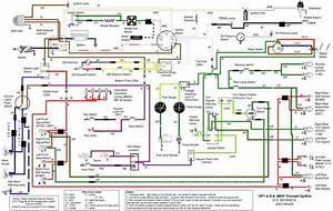Tr6 Wiring Diagram