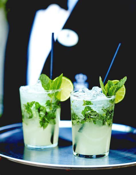 cocktail mojito vodka pour 1 personne recettes à table