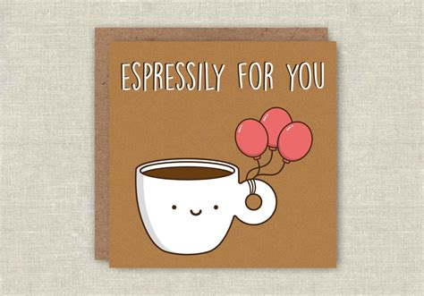 A starbucks gift card is a convenient way to pay and earn stars toward rewards. Funny Card Funny Birthday Card Coffee Card Espresso Card