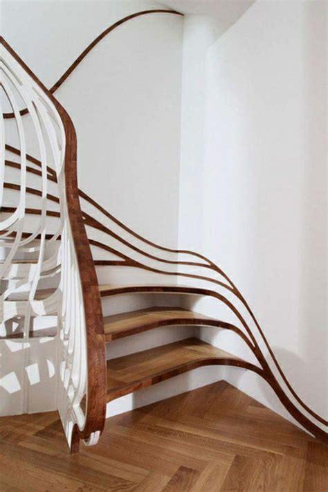Geländer Treppe Holz by Gel 228 Nder Selber Bauen Eigenartige Treppengel 228 Nder Aus