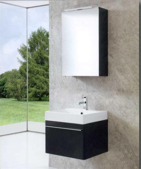 Lavabo Bagno Design Mobile Bagno Lavabo Sospeso Con Cestone Estraibile E