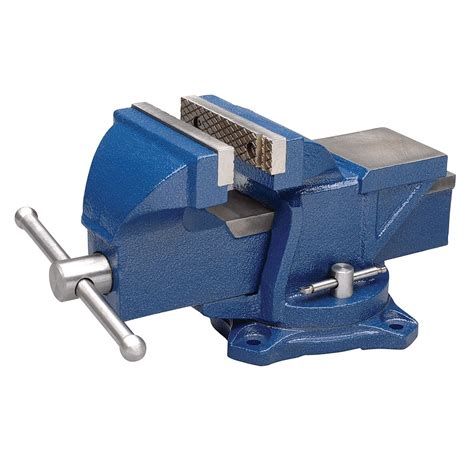 wilton wilton  jaw bench vise  swivel base