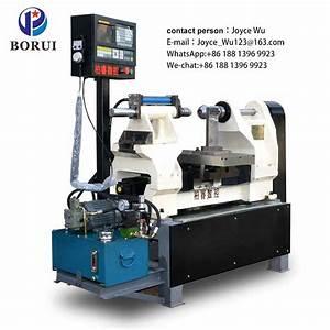 Cnc Metal Manual Spinning Machine In Lathe Manufacturers