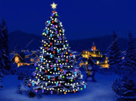 christmas screensavers my 3d christmas tree screensaver