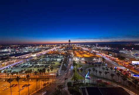 Travel Pr News  Los Angeles International Airport Named