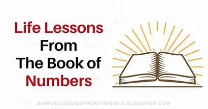 Bible Samuel Numbers Lessons Leviticus Ruth Kings