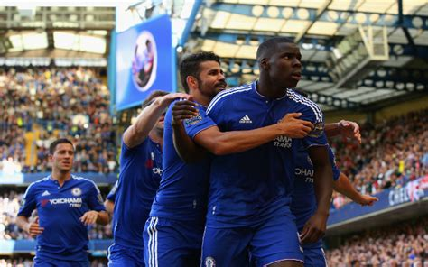 Chelsea 2-0 Arsenal: Player Ratings as Kurt Zouma impresses