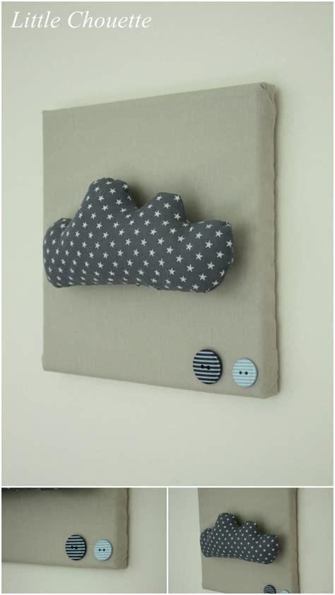 deco chambre petit garcon cadres diy avec petit nuage chambre bébé décoration