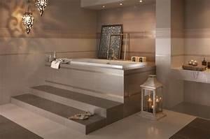 Salle De Bain Beige : faeince salle de bain ~ Dailycaller-alerts.com Idées de Décoration
