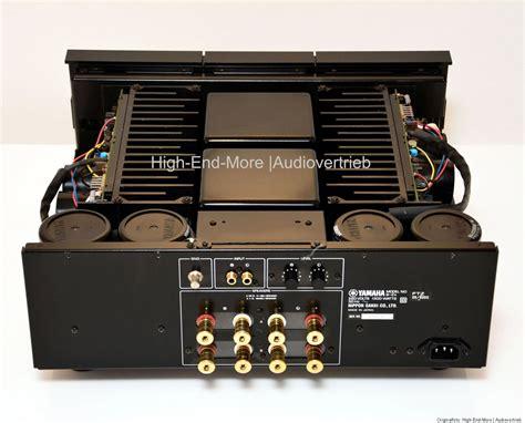 yamaha b2x audiophile endstufe dual mono wbt high end class a ab top
