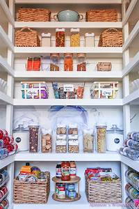 Pantry, Organization, Ideas, From, Our, Colorful, New, Pantry