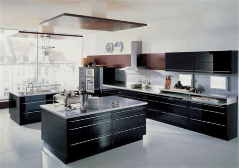 grande cuisine moderne les cuisines contemporaines fonctionnelles et stylées archzine fr