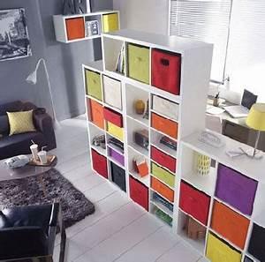 Séparation De Pièce Amovible Ikea : cloison amovible 23 etageres ikea ~ Melissatoandfro.com Idées de Décoration