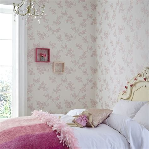 superfresco cherry blossom soft pink   wallpaper