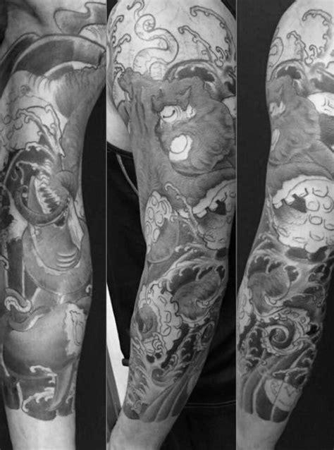50 Japanese Octopus Tattoo Designs For Men - Tentacle Ink Ideas | Octopus tattoo sleeve, Tattoo