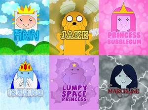 Adventure Time with Finn and Jake ~ Just Ride With The ...