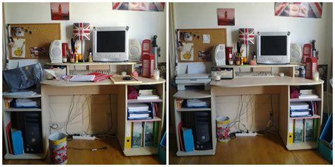 bureau des 騁rangers organiser et décorer bureau