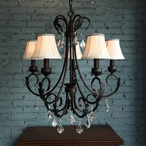 Vintage wrought iron chandelier beautiful chandeliers