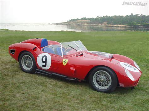 1960 Ferrari 250 Tr59/60