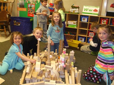 preschool 524 | Preschool Block Play